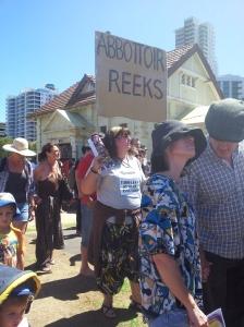 Abbottoir Reeks - Turn left at next election